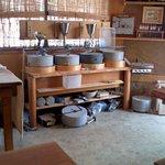 蕎麦処いしたに - まるで蕎麦工場