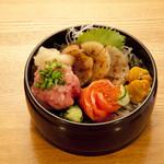 みのり鮨 - 海鮮ちらし