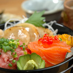 みのり鮨 - 海鮮サラダ