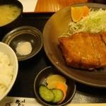 46802794 - 特選ロースカツ定食