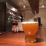 クラフト ビール カフェ プロースト - 遠野ズモナ ヴァイツェン 2016.1