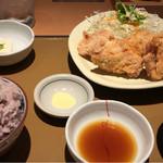 やよい軒 - 料理写真:塩からあげ定食