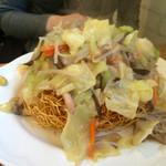 パタタ食堂 - 皿うどん  1,000円