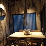焼肉 粋 - 2階 テーブル席(4名様)