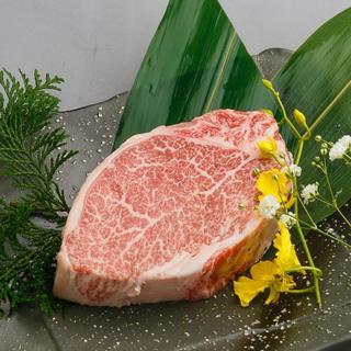 神戸ビーフ認定店直営だから提供できる良質な肉質!!