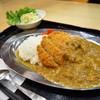 樹園 - 料理写真:【食堂】カツカレー