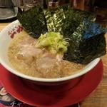 一力堂 - 鶏ガラ醤油ラーメンのりトッピング(790円)
