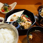 お料理しばた - 料理写真:彩り弁当