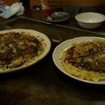 祇園 - 料理写真:共にそば@120円