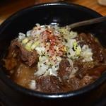 近江牛肉店  - 煮込み