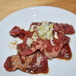 近江牛肉店  - ハラミ