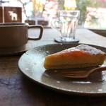 チップルソン - りんごジャムのチーズタルト