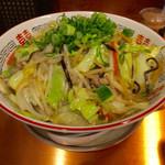 46816180 - 佐賀タンメン野菜マシ