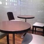 カフェラリー - [内観] テーブル席