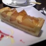カフェラリー - [料理] リンゴタルト アップ♪w