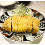 46818078 - 「特吟とんかつ定食」(2015.03)