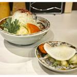 46818146 - 「サラダと漬け物」(2015.03)