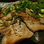 カンス - 牛たんポン酢