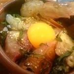 つむぎ - 海鮮丼ミニ
