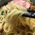 46822969 - 麺は、中太麺です。(2016.1 byジプシーくん)