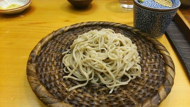 浅草じゅうろく - 粗挽き十割蕎麦