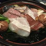 ゆるり屋 - 海鮮みぞれ鍋①