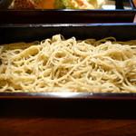 46826622 - 粗挽き十割蕎麦
