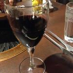 やきにく 萬舌 - 黒ワイン