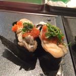 市場ずし - 生牡蠣❤︎