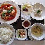 蘭天 - 料理写真:ランチメニューが新しくなり、美味定食も生まれ変わりました!