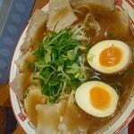 二両半 - チャーシュー麺 大盛  味玉トッピング