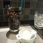 極 goku - セットのアイスコーヒー