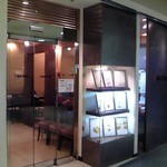 Euro Cafe - [外観] お店 玄関付近 全景♪w ①