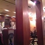 Euro Cafe - [内観] テーブル席 (禁煙席) ③