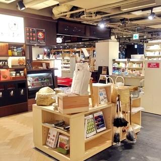 【ブック&カルチャー】がテーマのカフェスタンド