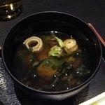 美食米門 - [料理] 味噌汁 アップ♪w