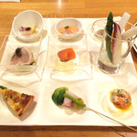 YY grill 星野リゾート リゾナーレ八ヶ岳 -