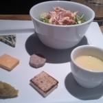 ラ・パンセ - 前菜とスープ