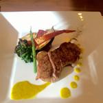 ラディーチェ - 豚肩肉のロースト