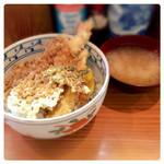 46840747 - 天丼 800円
