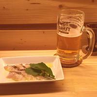 大衆酒場 YATSU the CAFE-鮮魚のカルパッチョ/MALT'StheDRAFT
