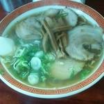 味佳 - チャーシュー麺850円