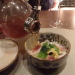 エルバ ダ ナカヒガシ - 野菜くずとハーブの香り