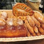 チオリ - 自家製天然酵母パン