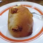 チオリ - チーズとベーコンのパン