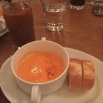 46842858 - ランチセット・スープ
