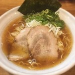 上海麺館 - 豚そば
