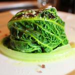 46844397 - さいたまヨーロッパ野菜のロールキャベツ