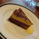 ハミングバード - お芋のムース(名前忘れました)