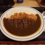 かつや - 料理写真:カツカレー(梅)